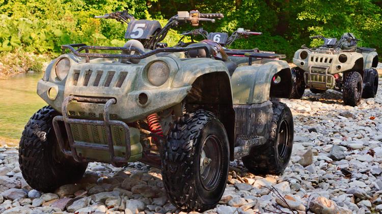 Monte Rio ATV and Waterski