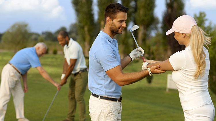 CRC Golf Lessons