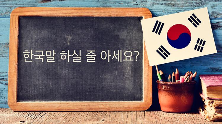 Camp Casey Korean Language Class