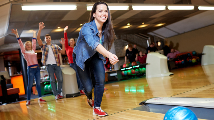 Casey Bowl Red Pin Bowling