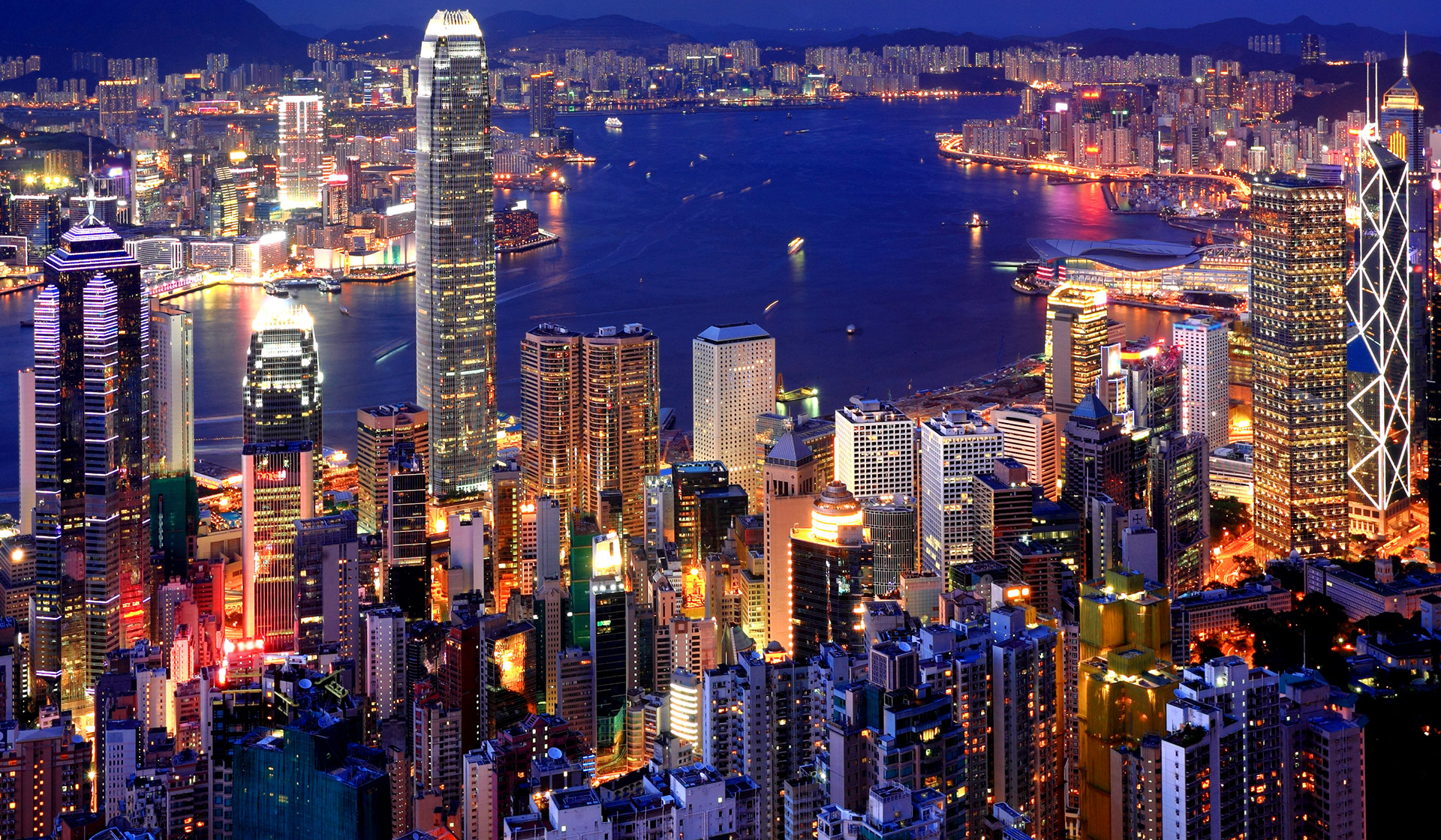 Fourth Of July Weekend In Hong Kong