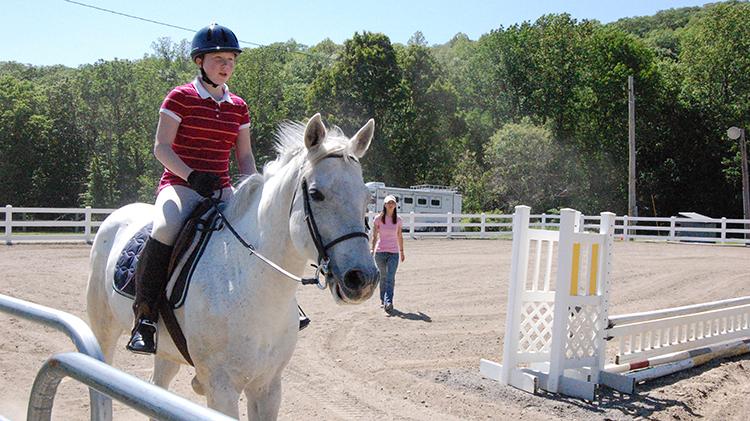 Morgan Farm Summer Riding Camps