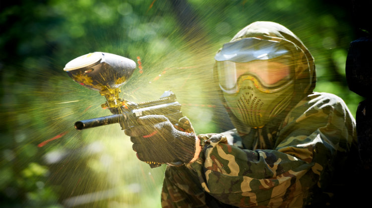 Open Paintball Games
