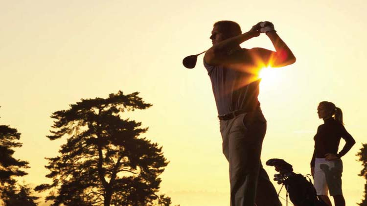 """Camp Casey """"Simulation Golf Long-Drive Competition"""""""