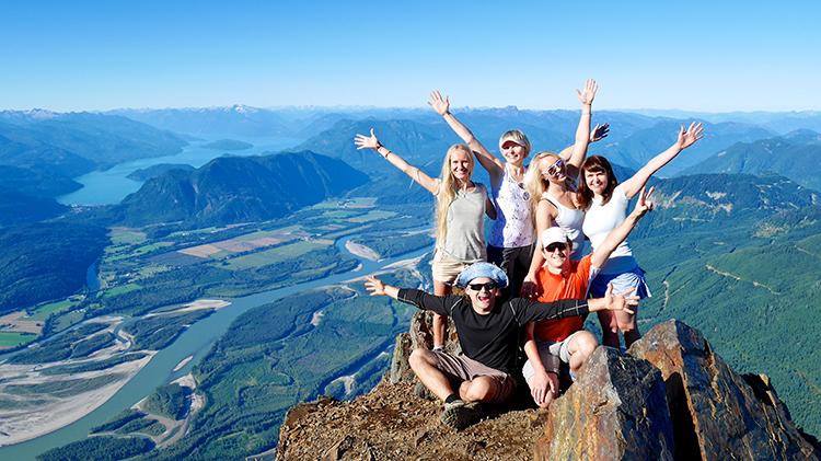 CRC CAC Mountain Hiking Club